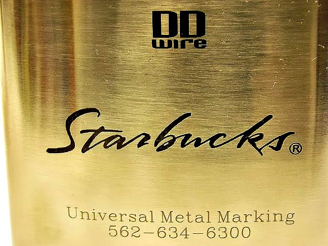 Laser Engraving Metal Parts Laser Etching Laser Marking